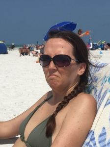 Melissa at Siesta Key