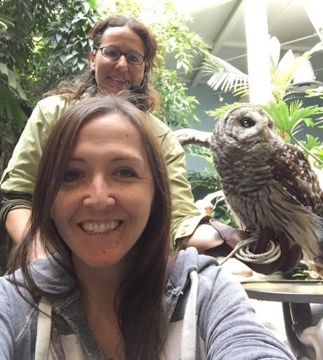 Animal Kingdom Animal Encounters - Selfie with Magoo
