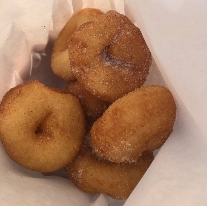 Meaney's Mini Donuts