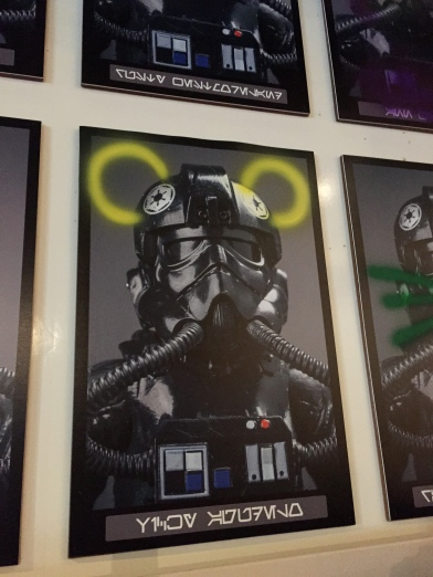 Star Wars Weekend 2015 Rebel Hangar Review