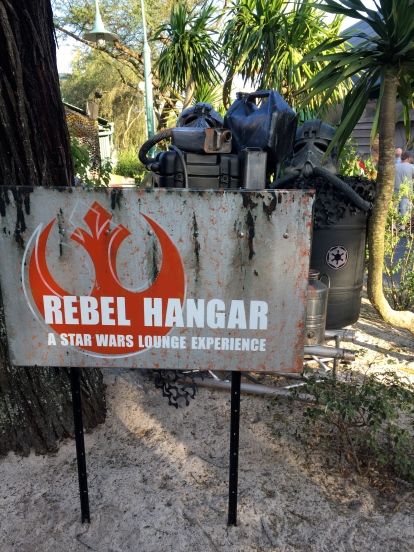 Star Wars Weekend 2015 Rebel Hangar Review