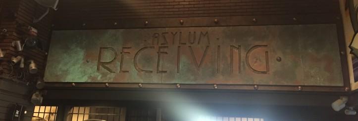 Asylum Receiving