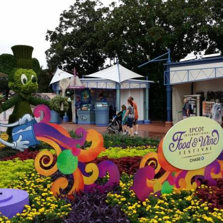 Epcot's Food and Wine Festival 2015 Tips