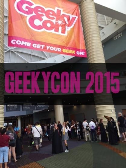 GeekyCon 2015 Orlando, Florida