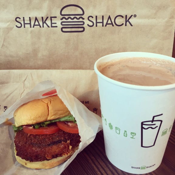 Shake Shack Next Level Veggie Burger