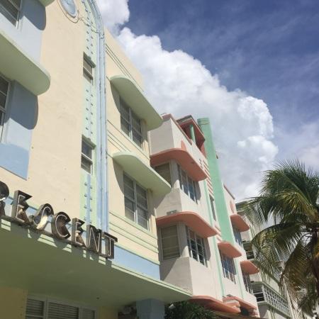 Art Deco Architecture in Little Havana