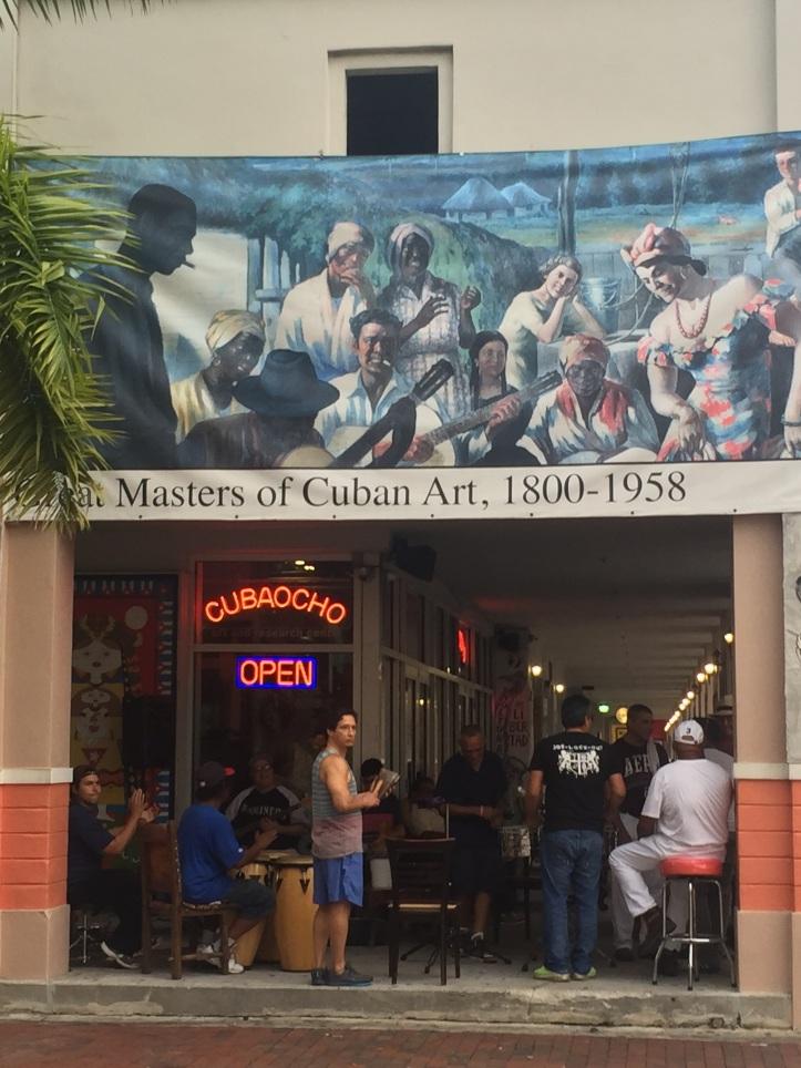Live Music in Little Havana