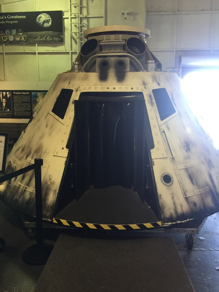 Apollo 8 Interactive Exhibit