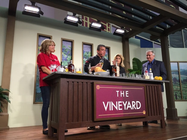 Epcot Food and Wine Festival Mixology Class