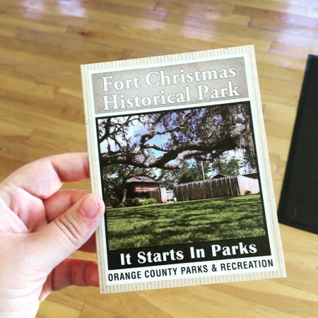 Fort Christmas Historical Guide