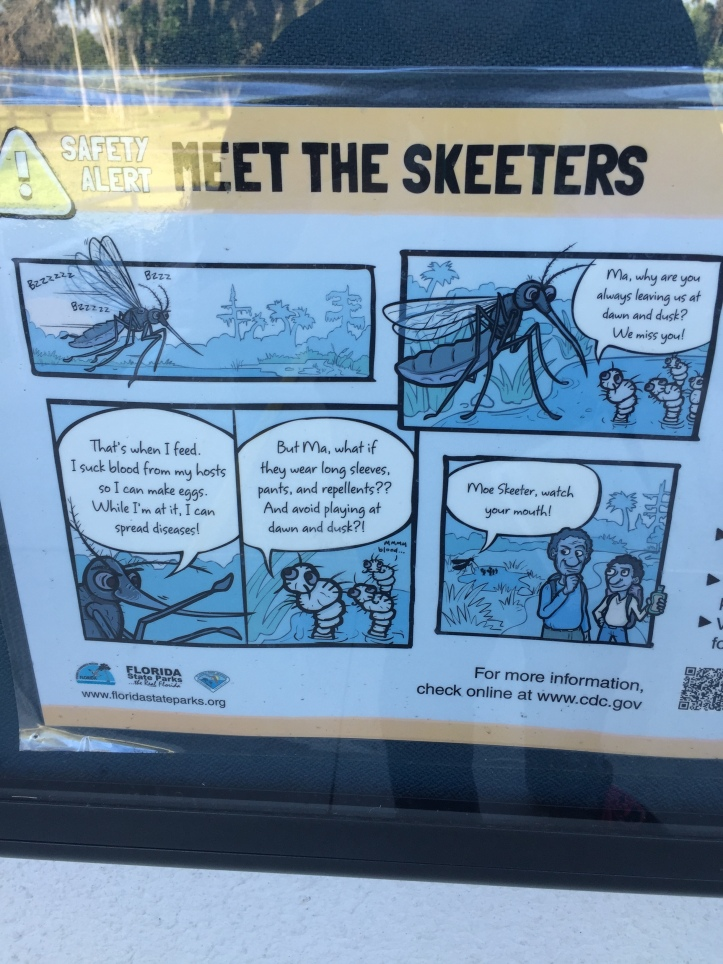 Meet the Skeeters