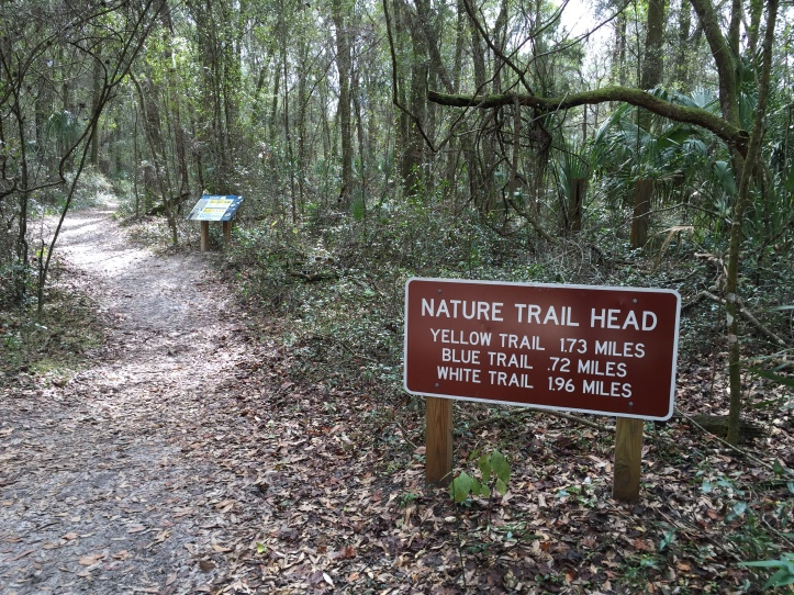 Hiking Trails - Rainbow Springs State Park