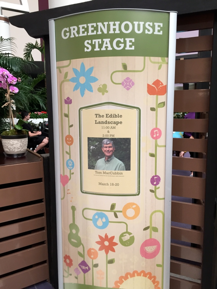 How to get freebies at the Epcot Flower and Garden Festival