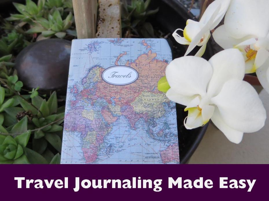 Travel Journaling Amelia Island Trip