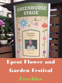 How to get freebies at the Epcot Food & Wine Festival Center in Disney World!