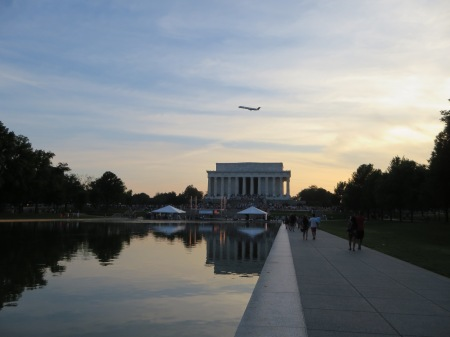 My Travel Journal - Washington D.C.