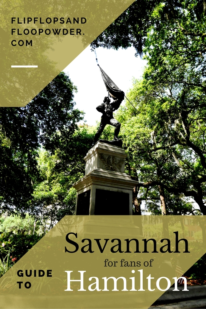 Hamil-fans Guide to Savannah