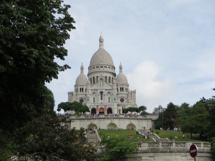 One Day In Paris - Sacre Coeur
