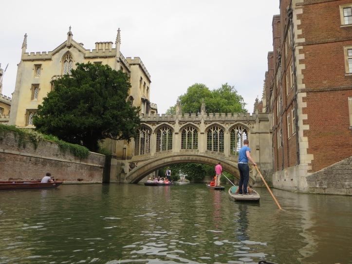 Cambridge: A Day Trip to London