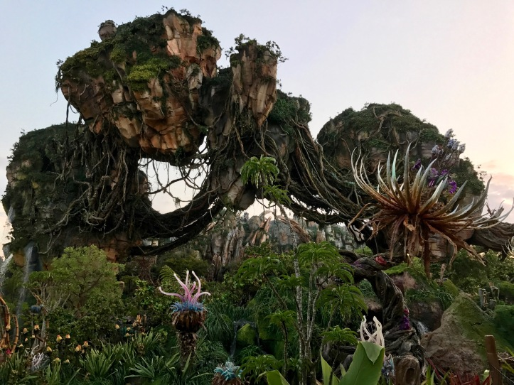 Pandora: The World of Avatar at Disney's Animal Kingdom