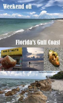Weekend Trip to Sarasota, Siesta Key, Turtle Beach and Shark Tooth Beach!
